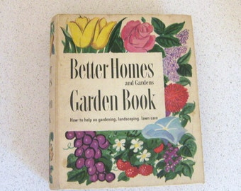 Better Homes and Gardens Garden Book