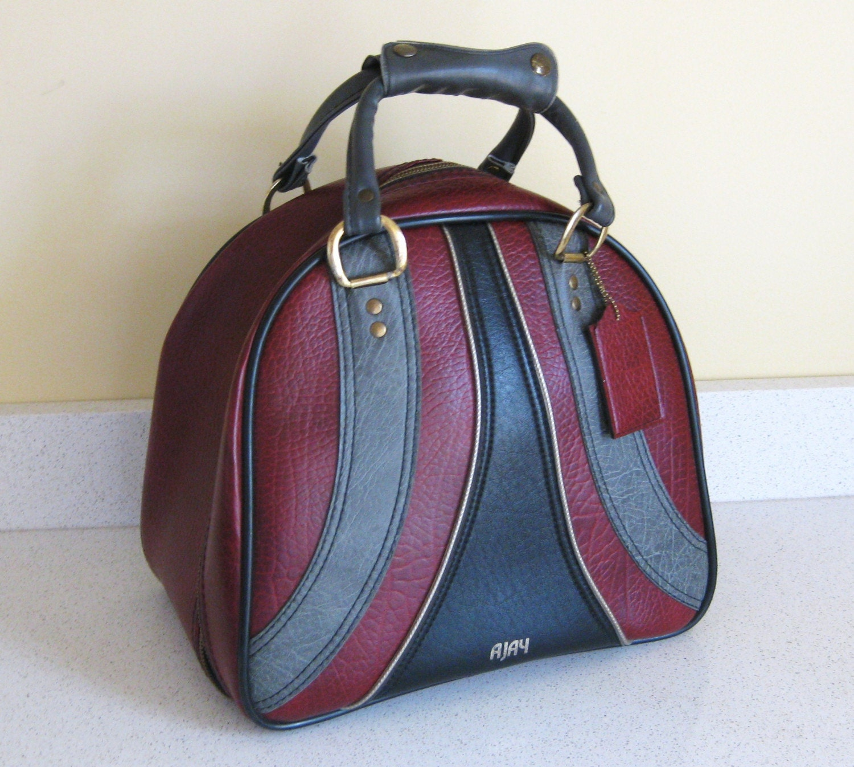 Vintage Bowling Ball Bags 45