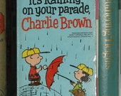 It's Raining on Your Parade Charlie Brown-Vintage 1975 Peanuts Collection