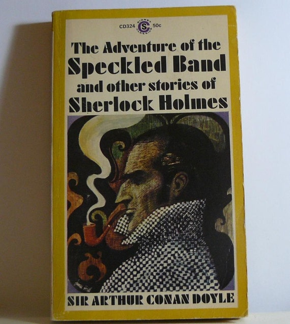 The Game's Afoot-The Adventure of the Speckled Band and Other Stories of Sherlock Holmes-1965