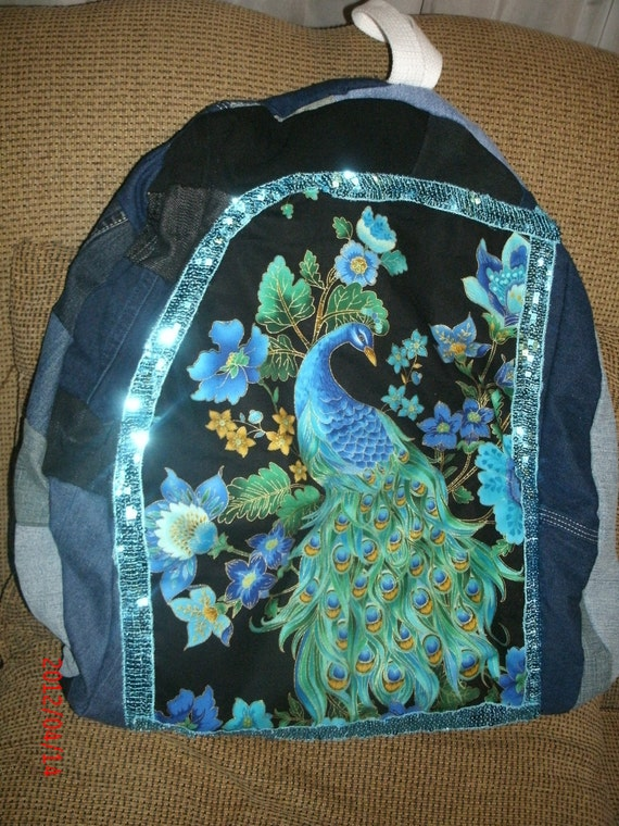 Beauty OutSide My Window Backpack or Tote