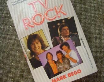 "vintage ""tv rock"" book by mark bego"