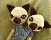 Siamese Cats, Siamese Twins - Custom