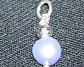 Little Lilac Pearl pendent