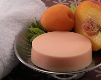 Moisturizing Soap Round 4 oz Orchard Paradise