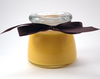 FREE SHIPPING-Fall Harvest Soy Candle 12oz-Scented Soy Candle-Bridesmaid Gift-Housewarming Gift-Handmade Candle- Scented Candle-12 oz Candle