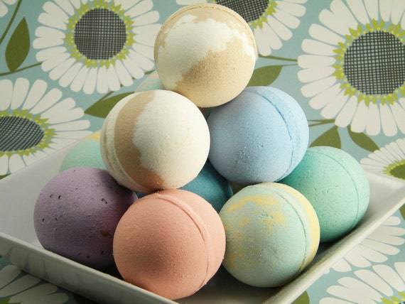 Bath Bomb Special 12 Pack You Pick The Scent 5 oz