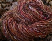 Chute des feuilles filée à la main fil 100 yards