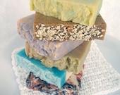 Four Fabulous Handmade Soaps Your Choice