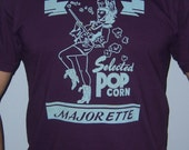 Majorette Popcorn shirt (men) small, medium, large, xl, 2xl