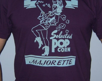 Majorette Popcorn shirt (men) small, medium, large, xl, 2xl