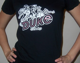 Duke Beer shirt  (women) small, medium, large, xl