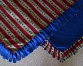 Fleece Blanket - Patriotic - Stars And Stripes