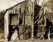 Rustic Barn 8x10