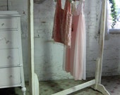 Handmade Shabby Cottage Clothes Rack