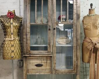 Handmade One of A Kind Farmhouse Cabinet FH202