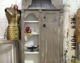 Handmade One of A Kind Farmhouse Cabinet FH204