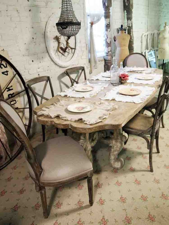 Items similar to painted cottage chic shabby farmhouse for Shabby chic farmhouse