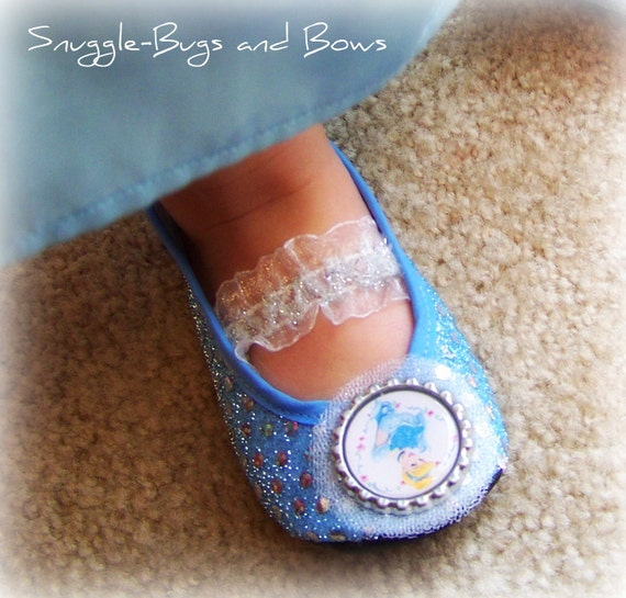 Ella's Play Shoes (Toddler sizes 6-12) MEASURE your child's foot PLEASE