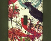 Black Bird Fly II Switchplate cover