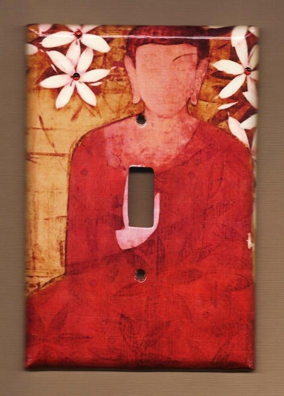 Buddah Light Switch cover