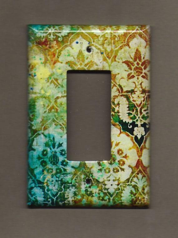 Aqua Rocker plate cover