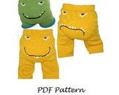 PDF Pattern - Beastlies Embellishment Pattern