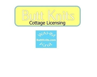 Butt Knits Cottage License Application
