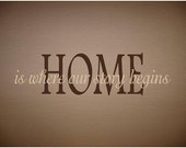 QUOTE-HOME is where our story begins-special buy 2 quotes and get a 3rd quote free of equal or lesser value.