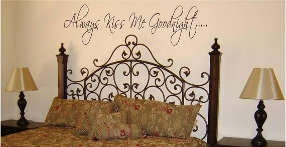 QUOTE-Always Kiss Me Goodnight-special buy any 2 quotes and get a 3rd quote free of equal or lesser value