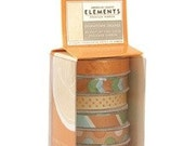 Premium Specialty Ribbon - Downtown Orange - by American Crafts