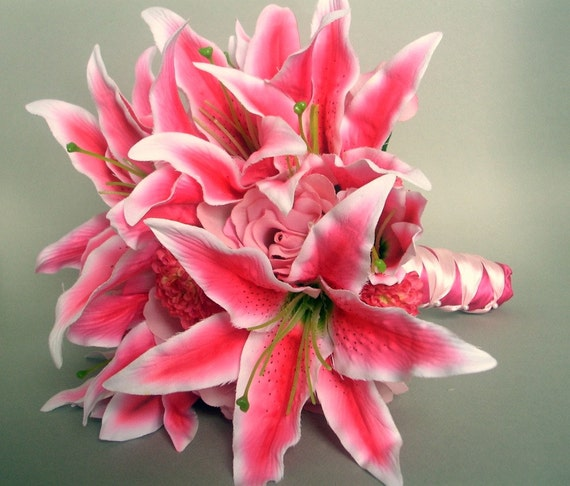 Flowers Similar To Lilies