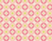 Diamonds in Pink from Sweet Nothings by Riley Blake Fabrics by the Half Yard