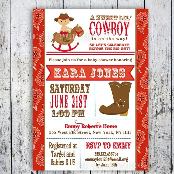 Invoice Generator Com Word Lil Cowboy Baby Shower Invitation Custom Printable Google Drive Invoice Word with Express Invoice Invoicing Software Word Lil Cowboy Baby Shower Invitation  Custom Printable  Boy Baby Shower  Invite Ups Invoice Scam Pdf