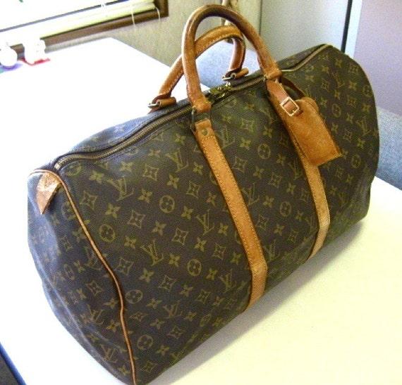Louis Vuitton Travel Duffel Bags