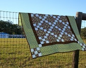 My Little Farm Baby Quilt