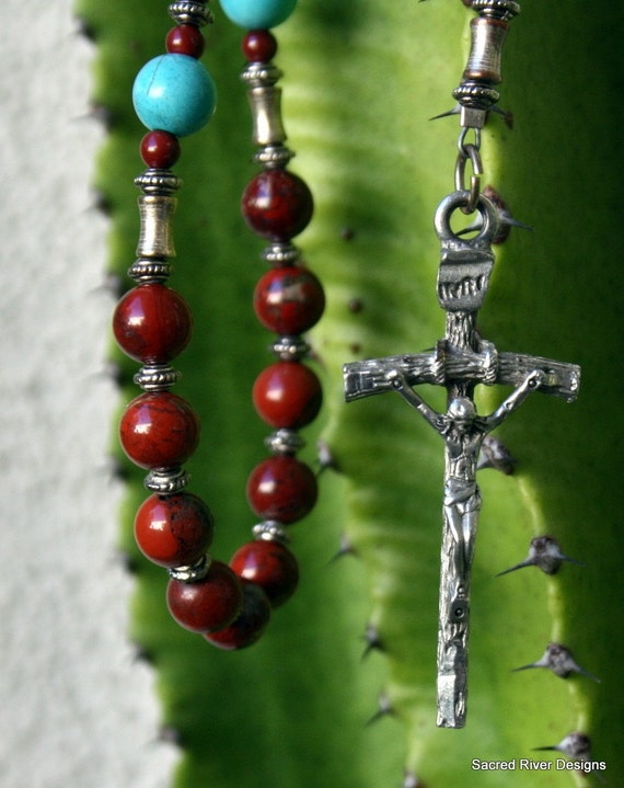 Arizona Jasper Rosary