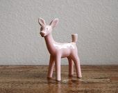 Pink Baby Deer Planter
