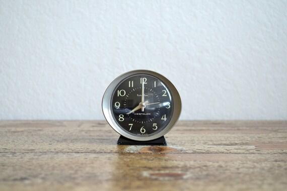 Vintage Baby Ben -  Working - Wind-up Alarm Clock