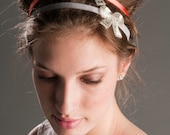 SALE - Sweet Surrender Beaded Bow Headband