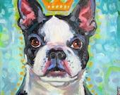 Boston Terrier Print - Free Shipping USA