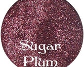 Mineral Eyeshadow SUGAR PLUM Purple Shade