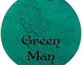 Matte Ultramarine Green Eyeshadow  GREEN MAN