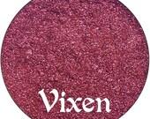 Metallic Red Eyeshadow Pigment VIXEN Mineral Makeup