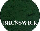 BRUNSWICK Matte DARK Green Eyeshadow