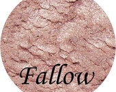 FALLOW  Nude Iridescent Pink Eyeshadow