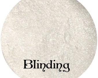 WHITE Mineral Eyeshadow  BLINDING