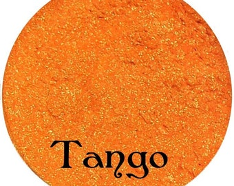 Orange Mineral Eyeshadow Pigment  TANGO