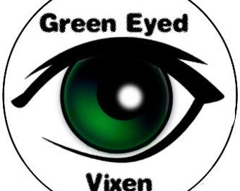 Green Eyed Vixen 7 Piece Stackable Eyeshadow Set for Green Eyes