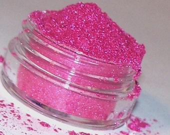 Bright Magenta Pink Eyeshadow  LOVE SHY
